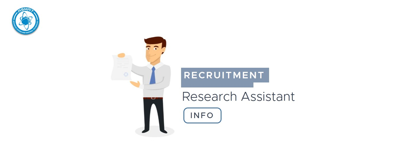 Research Assistant Recruitment 2019