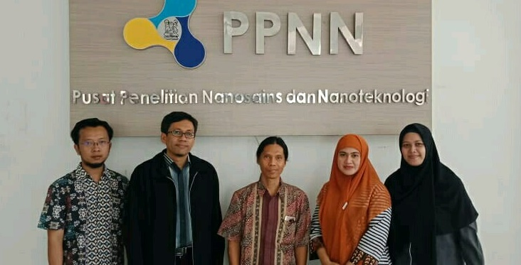 Collaboration Visit to PPNN Research Institute and Electronic Material Physics Lab at ITB